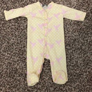 Other - Kate Quinn organic cotton footie 3-6m